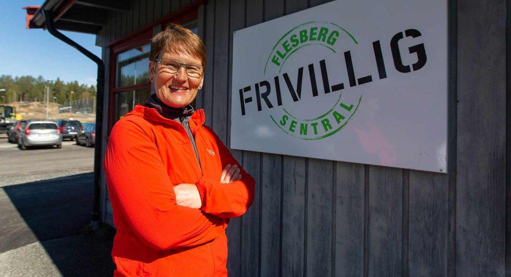 Leder ved Frivillighetssentralen, Laila Ulvik, ønsker å starte et utlånssenter hvor det er mulig å låne friluftsutstyr slik at ikke alle barn og unge er nødt til å kjøpe dyrt utstyr for å prøve seg på ulike aktiviteter.